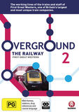 Overground 2: The Railway - First Great Western on DVD
