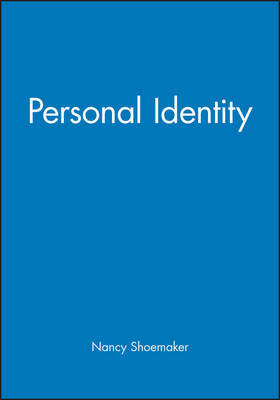 Personal Identity by Nancy Shoemaker image