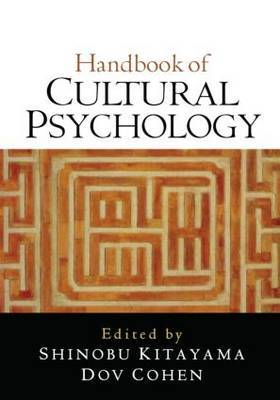 Handbook of Cultural Psychology image