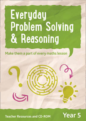 Year 5 Everyday Problem Solving and Reasoning by Collins UK