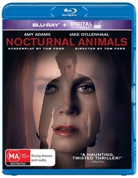 Nocturnal Animals on Blu-ray