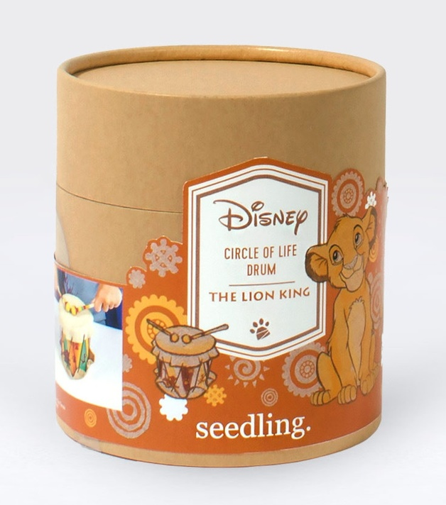 Disney's The Lion King: Circle of Life Drum - DIY Kit