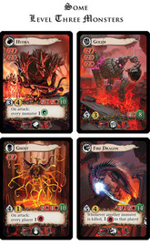 Lost Legends - Board Game image