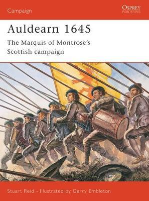 Auldearn 1645 by Stuart Reid