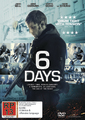 6 Days on DVD