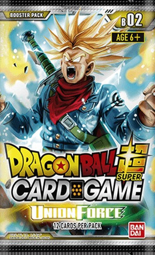 Dragon Ball Super TCG: Union Force Single Booster image