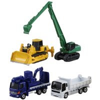 Tomica Gift: Construction Vehicle Set #5