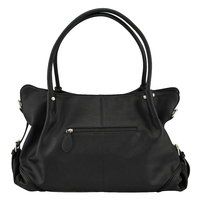 Isoki: Nappy Bag Anakie Satchel - Onyx