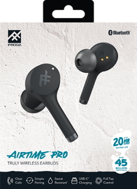 iFrogz: Airtime Pro Earbuds - Black