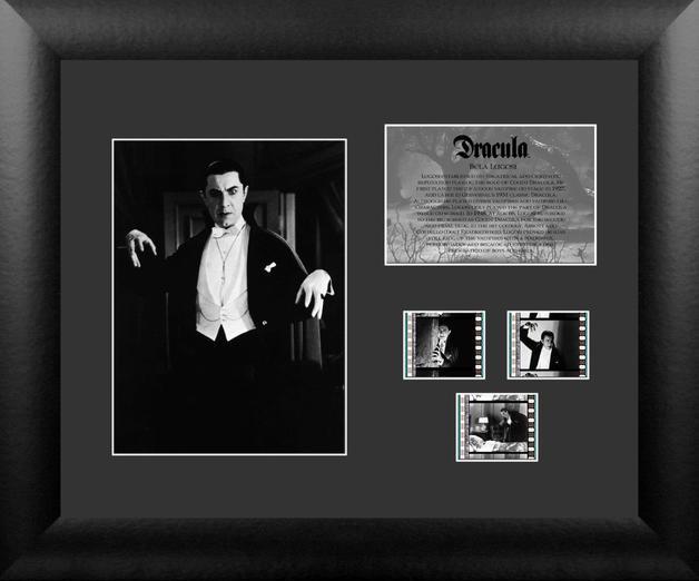 FilmCells: Mini-Cell Frame - Dracula (Bela Lugosi - 1931)