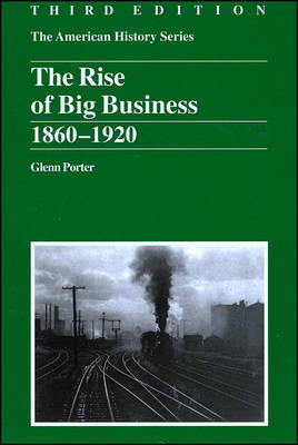 The Rise of Big Business by Glenn Porter image