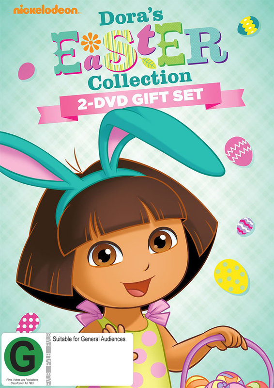Dora the Explorer: Dora's Easter Collection on DVD