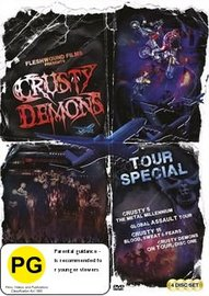 Crusty Demons Tour Special on DVD