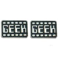 Geek Cufflinks