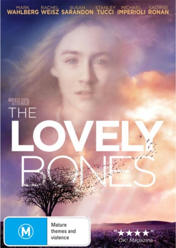 The Lovely Bones on DVD