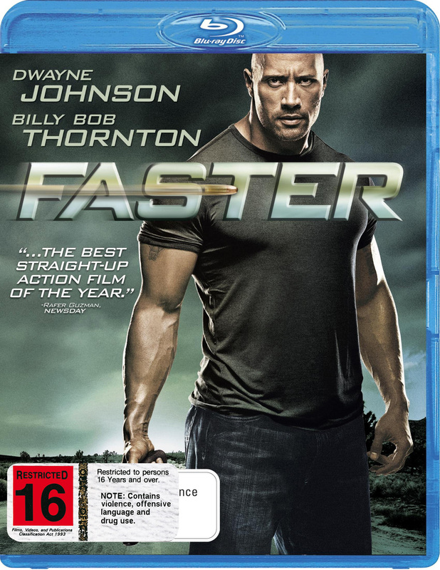 Faster on Blu-ray