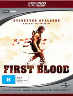 Rambo - First Blood  on HD DVD