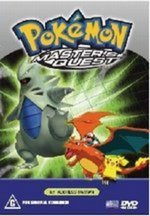 Pokemon - Master's Quest 6.1: Address Unown on DVD