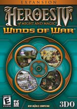 Heroes of Might & Magic IV: Winds of War for PC