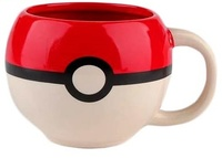 Pokemon - Pokeball Molded Mug
