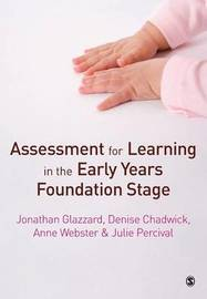 Assessment for Learning in the Early Years Foundation Stage by Jonathan Glazzard image