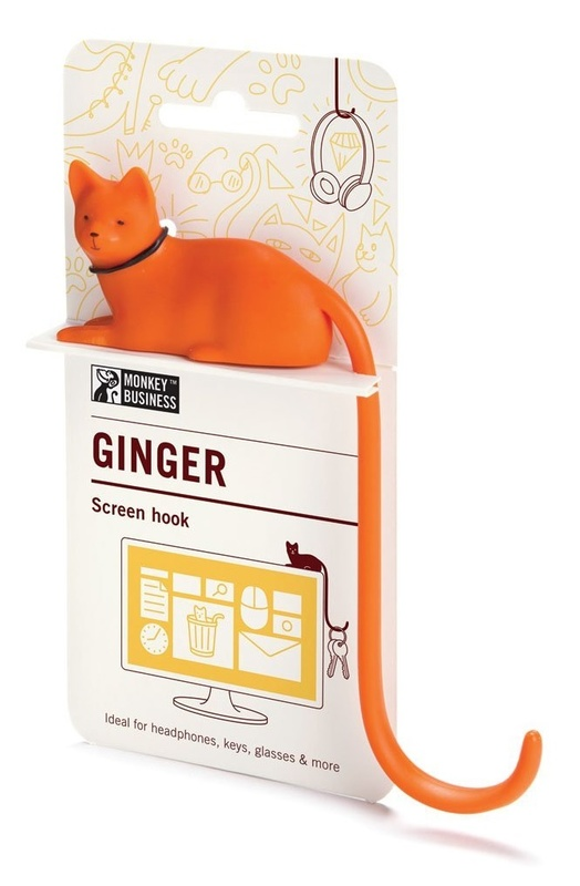 Monkey Business: Ginger - Screen Cat