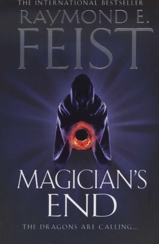 Magician's End by Raymond E Feist