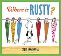 Where is Rusty? by Sieb Posthuma