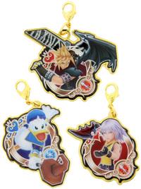 Kingdom Hearts: Unchained X Metal Charm - Blind box