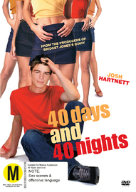 40 Days & 40 Nights on DVD