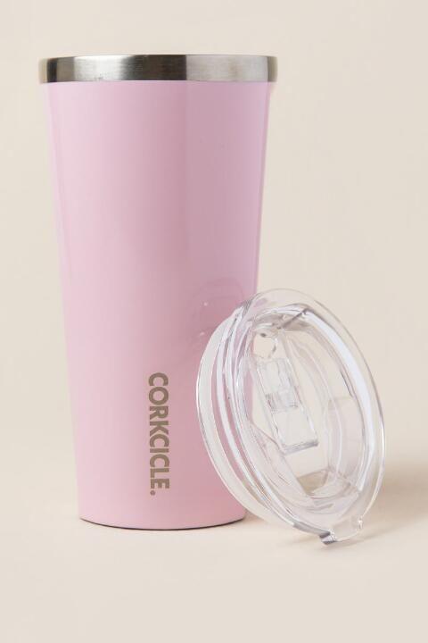 Corkcicle: Tumbler Rose Quartz (470ml)