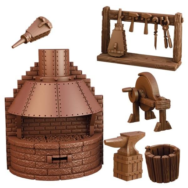 TerrainCrate: Blacksmith's Forge image