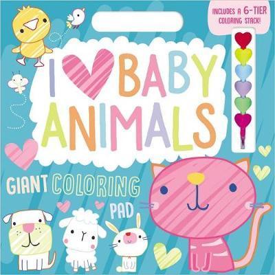 I Love Baby Animals by Make Believe Ideas, Ltd. image