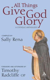 All Things Give God Glory by Sally Rena image