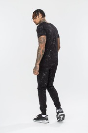 Just Hype: AOP Speckle Men's T-Shirt - Small image