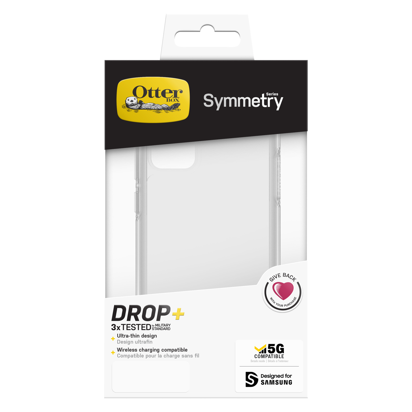 OtterBox: Symmetry Case - Clear image