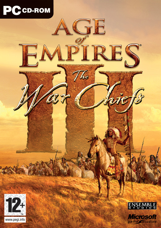 Age of Empires III: The WarChiefs Expansion for PC Games