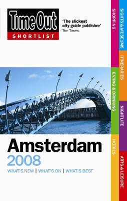 """""""Time Out"""" Shortlist Amsterdam 2008 by Time Out Guides Ltd"""