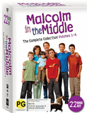 Malcolm in the Middle - The Complete Collection Box Set DVD