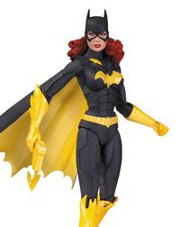 Batman Batgirl New 52 Action Figure