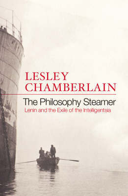The Philosophy Steamer by Lesley Chamberlain image