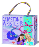 4M: Craft - Gemstones Wristlets