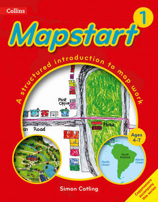 Collins Mapstart 1 by Simon Catling image