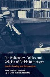 Philosophy, Politics and Religion in British Democracy image