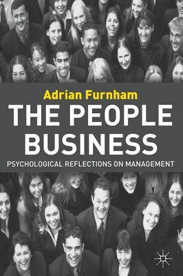 The People Business by Adrian F. Furnham image