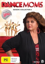 Dance Moms - Season 3: Collection 3 on DVD