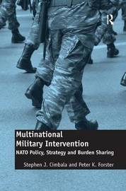 Multinational Military Intervention by Peter K. Forster image