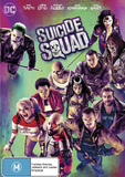 Suicide Squad on DVD