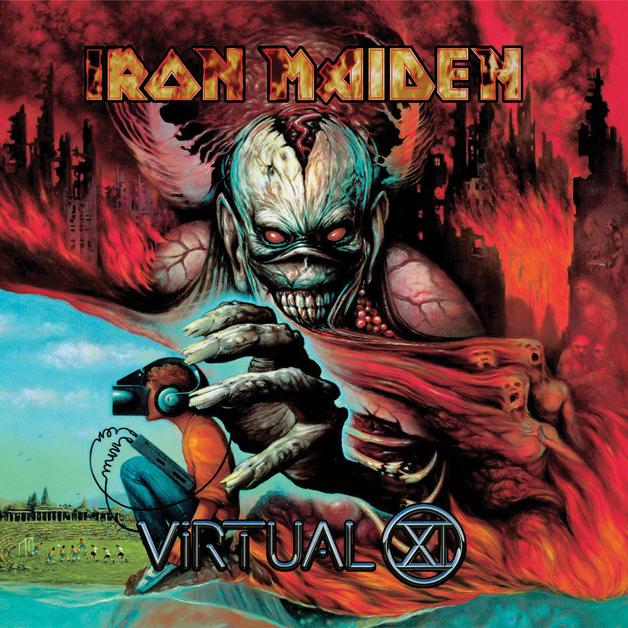 Virtual XI (2LP) by Iron Maiden
