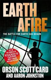 Earth Afire (Ender Prequel #2) by Orson Scott Card